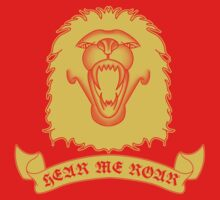 Hear Me Roar by perdita00