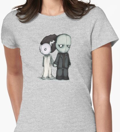 Frankie & Bride Womens Fitted T-Shirt