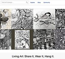 Graphite - 19 June 2011 by The RedBubble Homepage