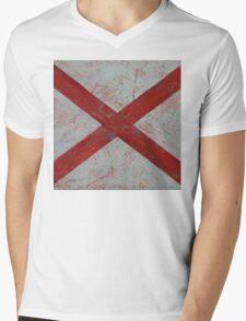 Alabama Mens V-Neck T-Shirt