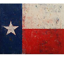 Lone Star Photographic Print