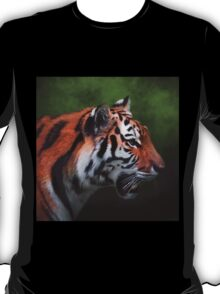 A Leader - Siberian Tiger Art T-Shirt