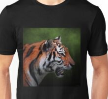 A Leader - Siberian Tiger Art Unisex T-Shirt