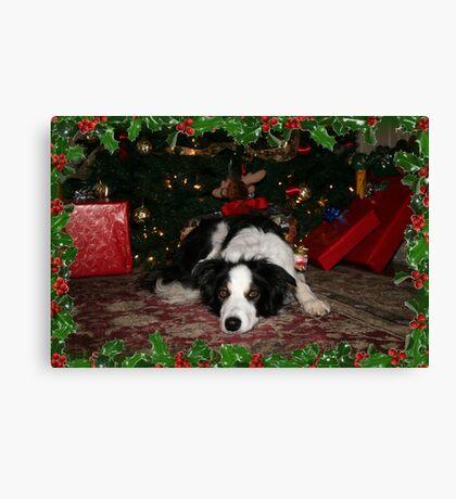 Holidays Canvas Print