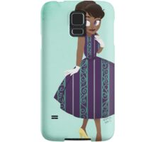 Girl of New Orleans Samsung Galaxy Case/Skin
