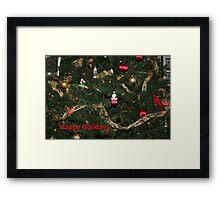 Holidays Framed Print