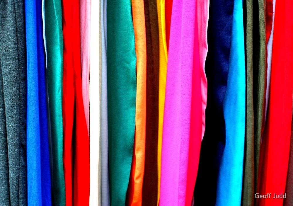 Fabrics by Geoff Judd