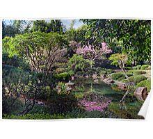 Mt Coot-tha Botanic Gardens Poster