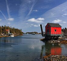 Stonehurst Cove by Amanda White
