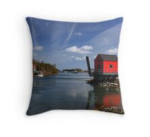 Stonehurst Cove Throw Pillow