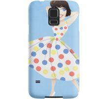 Toon Girl Samsung Galaxy Case/Skin