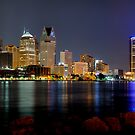 Detroit, Michigan by Mark Bolen