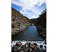 Cataract Gorge, Launceston, Tasmania Photographic Print