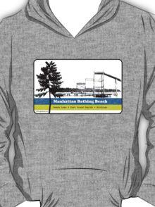 Manhattan Bathing Beach T-Shirt