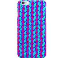 knitted hand made iPhone Case/Skin