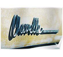 Classic Chevelle Poster