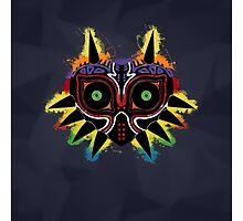 Majora's Splat~ by mixiemoon
