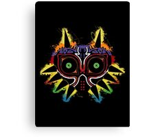 Majora's Splat~ Canvas Print