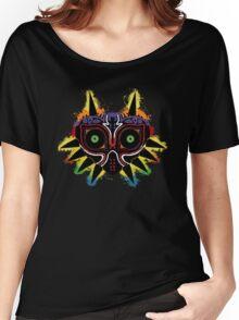 Majora's Splat~ Women's Relaxed Fit T-Shirt