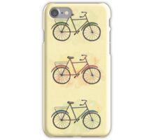 bicicletas iPhone Case/Skin