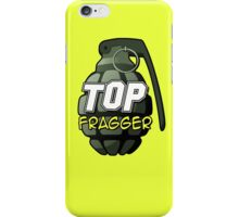 CS:GO TOP Fragger logo HQ iPhone Case/Skin