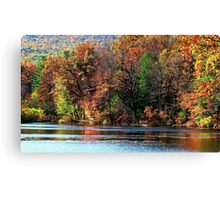 October Dreams Canvas Print
