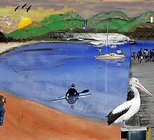 Pelican Bay by rjpmcmahon