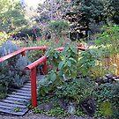 Little Red Bridge by Lunaria