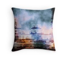 The Seaport Throw Pillow