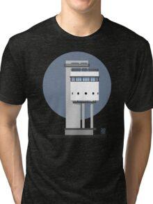 White Tower Tri-blend T-Shirt