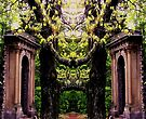 Twin Temples by Kayleigh Walmsley