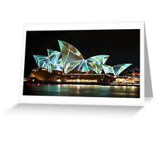 The Emerald City's Emerald Opera House Greeting Card