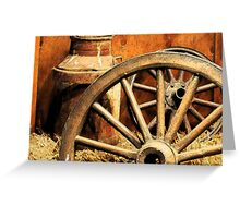 Country Collections Greeting Card