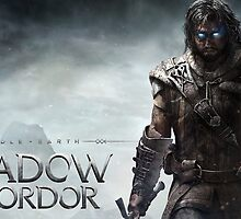 Shadow Of Mordor by onegenerator