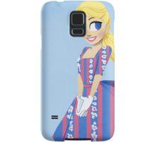 Girl of Liberty Samsung Galaxy Case/Skin