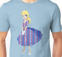 Girl of Liberty Unisex T-Shirt