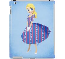 Girl of Liberty iPad Case/Skin