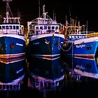 Fishing Boat Harbour by Austin Dean