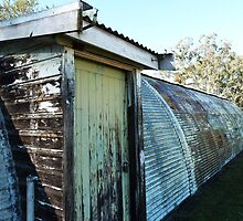 Nissen Hut, Scheyville National Park by DashTravels