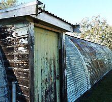 Nissen Hut, Scheyville National Park by DashTravels