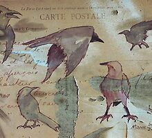 One Crow, two Crows, three... by Maree  Clarkson