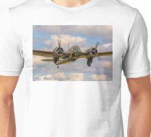 Bristol Blenheim IF L6739 G-BPIV getting its gear up Unisex T-Shirt