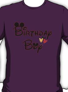 Disney Birthday Boy T-Shirt