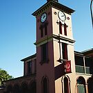 Kiama Post Office,NSW by waxyfrog