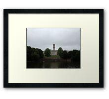 Nottingham University - Trent Building Framed Print