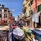 Venice washing #3 by Luke Griffin