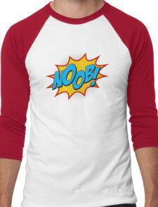 Noob ! Men's Baseball ¾ T-Shirt