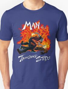 Man of a Thousand STDs T-Shirt