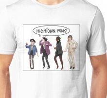 Dragon Age 2 - Hightown Funk Ladies Version Unisex T-Shirt
