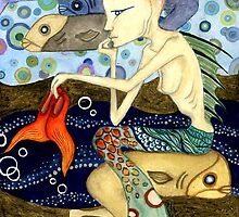 Mermaid by idanoelle